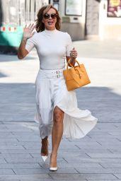Amanda Holden is Stylish - London 09/01/2020