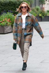 Amanda Holden Style - London 09/30/2020
