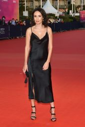 "Amelle Chahbi - ""Home Front"" Premiere at the 46th Deauville American Film Festival 09/10/2020"