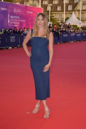 "Ana Girardot – ""The Professor And The Madman"" Screening at the 46th Deauville American Film Festival"