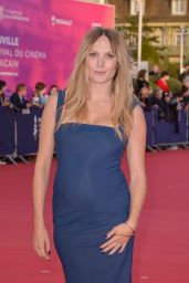 """Ana Girardot – """"The Professor And The Madman"""" Screening at the 46th Deauville American Film Festival"""