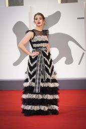 "Andrea Ludovica Martino – ""New Order"" Premiere at the 77th Venice Film Festival"