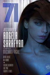 Angela Sarafyan - 71 Magazine September/October 2020