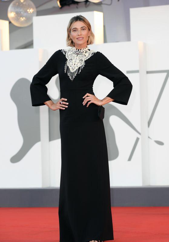"""Anna Foglietta - """"Notturno"""" Premiere at the 77th Venice Film Festival"""