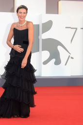 "Anna Foglietta – ""Padrenostro "" Premiere at the 77th Venice Film Festival"