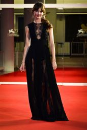 "Annabelle Belmondo – ""The World To Come"" Red Carpet at The 77th Venice Film Festival"