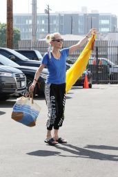 Anne Heche - Out in Los Angeles 09/20/2020