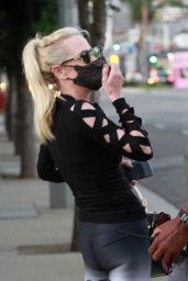 Anne Heche - Out in Los Angeles 09/29/2020