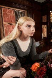 Anya Taylor-Joy - Interview Magazine September 2020