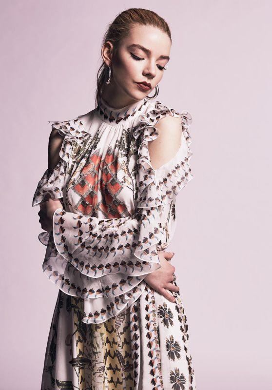 Anya Taylor-Joy - La Vanguardia Magazine August 2020 (more pics)