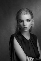 Anya Taylor-Joy - Town & Country October 2020 Photos