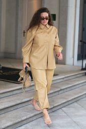 Ashley Graham is Stylish - Milan 09/24/2020