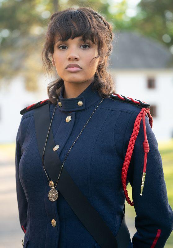 "Ashley Nicole Williams – ""Motherland: Fort Salem"" Promo Shoot (part II)"