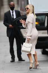 Ashley Roberts in Tight Dress - London 09/21/2020