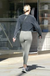 Ashley Roberts in Tights - Out in Chelsea 09/24/2020