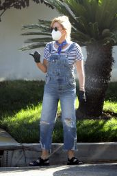 Ashley Tisdale - House Hunting in LA 09/18/2020