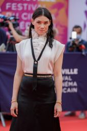 Astrid Berges Frisbey – 46th Deauville American Film Festival Opening Ceremony