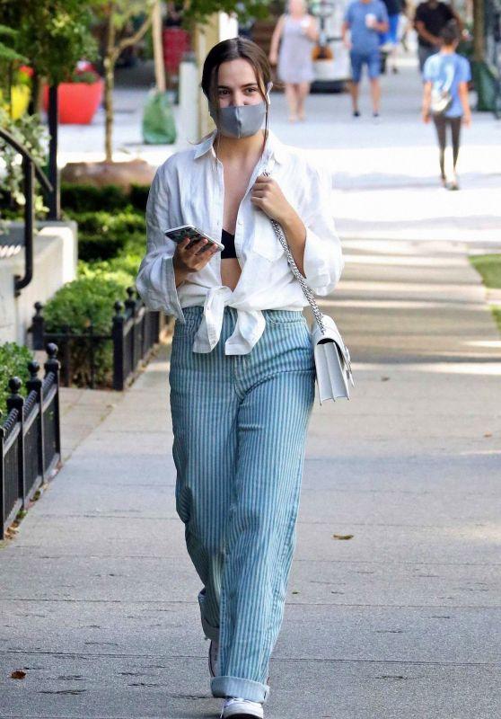 Bailee Madison Street Style - Los Angeles 09/10/2020