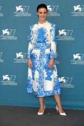 "Barbara Ronchi - ""Padrenostro"" Photocall at the 77th Venice International Film Festival 09/04/2020"