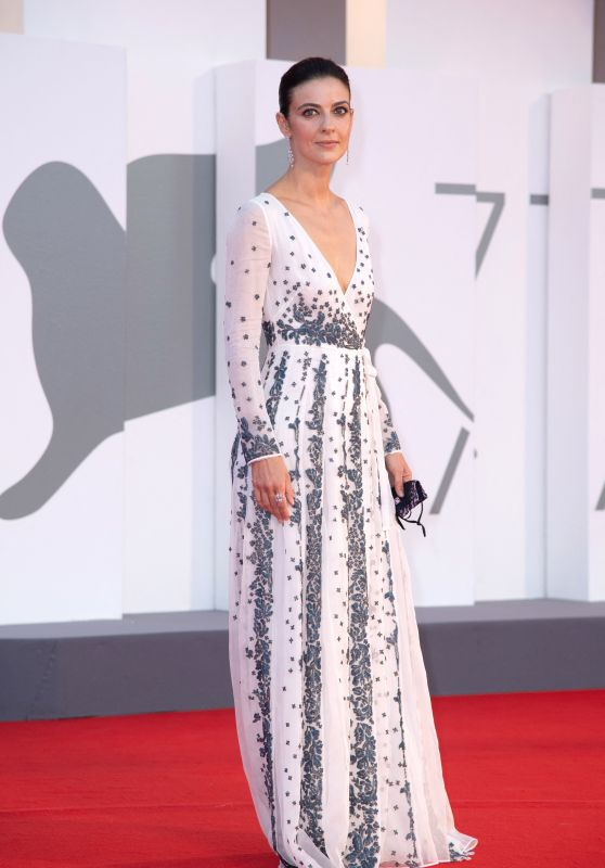 "Barbara Ronchi – ""Padrenostro "" Premiere at the 77th Venice Film Festival"