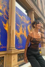 Bella Hadid - Social Media Photos 09/01/2020