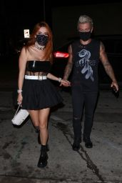 Bella Thorne Night Out Style - Craig
