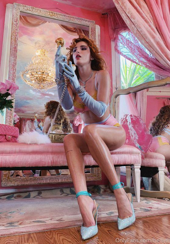 Bella Thorne - Social Media Photos 09/10/2020