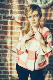 Billie Lourd - Bello Magazine 2015 Photoshoot