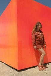 Billie Lourd - Coachella 2019 Photoshoot