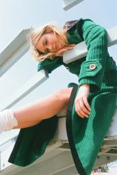 Billie Lourd - Nylon Magazine 2016