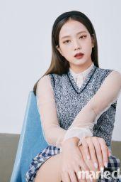 Blackpink - Marie Claire Magazine Korea September 2020 (Jisoo)