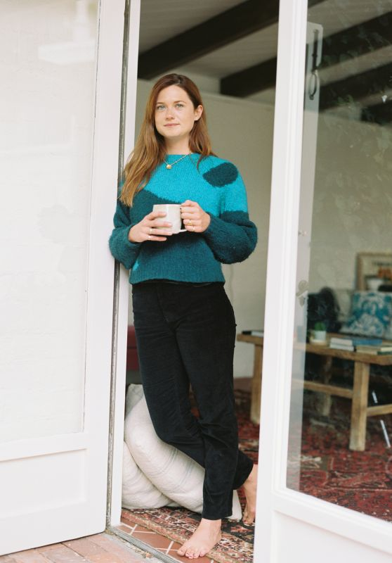 Bonnie Wright - Photoshoot for Canyon Coffee September 2020