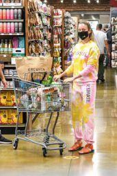 Brie Larson - Shopping in LA 09/29/2020