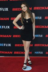 "Brighton Sharbino - ""Beckman"" Premiere in Universal City"