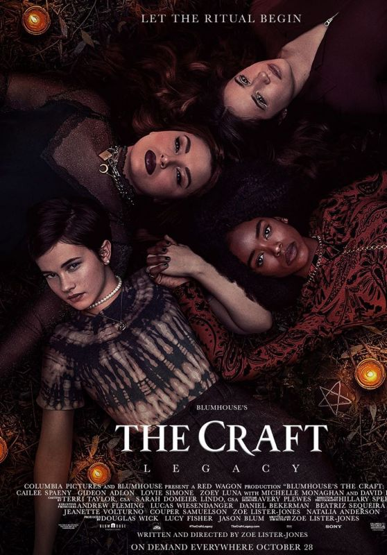 "Cailee Spaeny - ""The Craft Legacy"" Poster 2020"