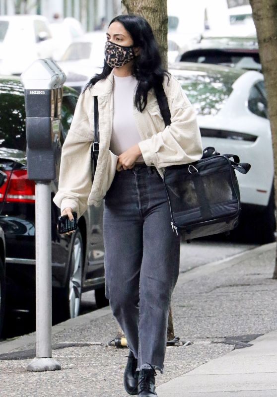 Camila Mendes Street Style 09/19/2020