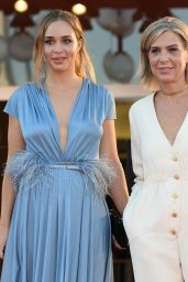 Camille Dugay – 77th Venice Film Festival Closing Ceremony Red Carpet