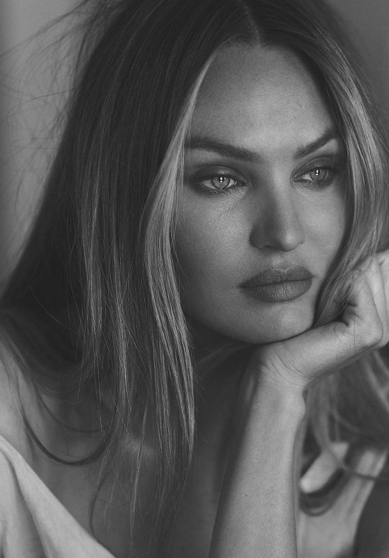 Candice Swanepoel - Vogue UK September 2020 Photos