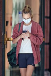 Cara Delevingne - Out in Beverly Hills 09/25/2020