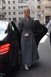 Caroline Daur Style - Out in Milan 09/22/2020