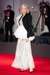 Cate Blanchett - Golden Lion Award for Lifetime Achievement Ceremony to Ann Hui at the 77th Venice Festival