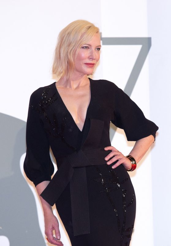 "Cate Blanchett - ""Spy No Tsuma"" (Wife of a Spy) Premiere at the 77th Venice Film Festival"