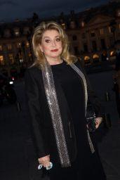 Catherine Deneuve - Louis Vuitton Stellar Jewelry Cocktail Event in Paris 09/28/2020
