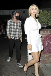 Caylee Cowan Night Out Style - Delilah in West Hollywood 09/17/2020