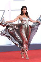 """Cecilia Rodriguez – """"Padrenostro """" Premiere at the 77th Venice Film Festival"""