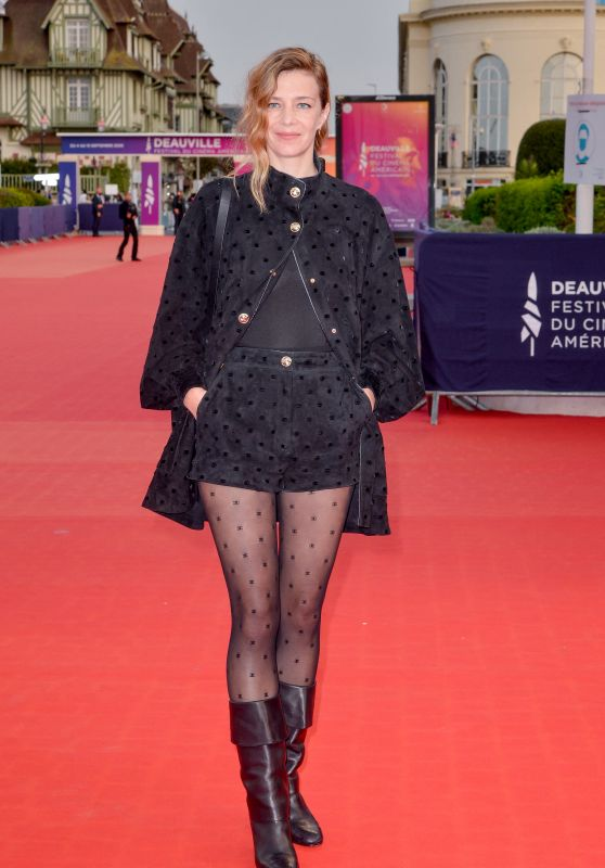 Celine Sallette - ADN Movie Screening at the 46th Deauville American Film Festival 09/11/2020