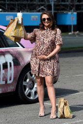 Charlotte Dawson at McDonalds 09/01/2020