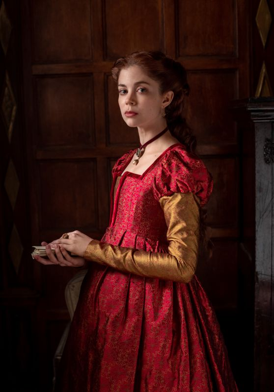 "Charlotte Hope - ""Spanish Princess"" Season 2 Promoshoot"