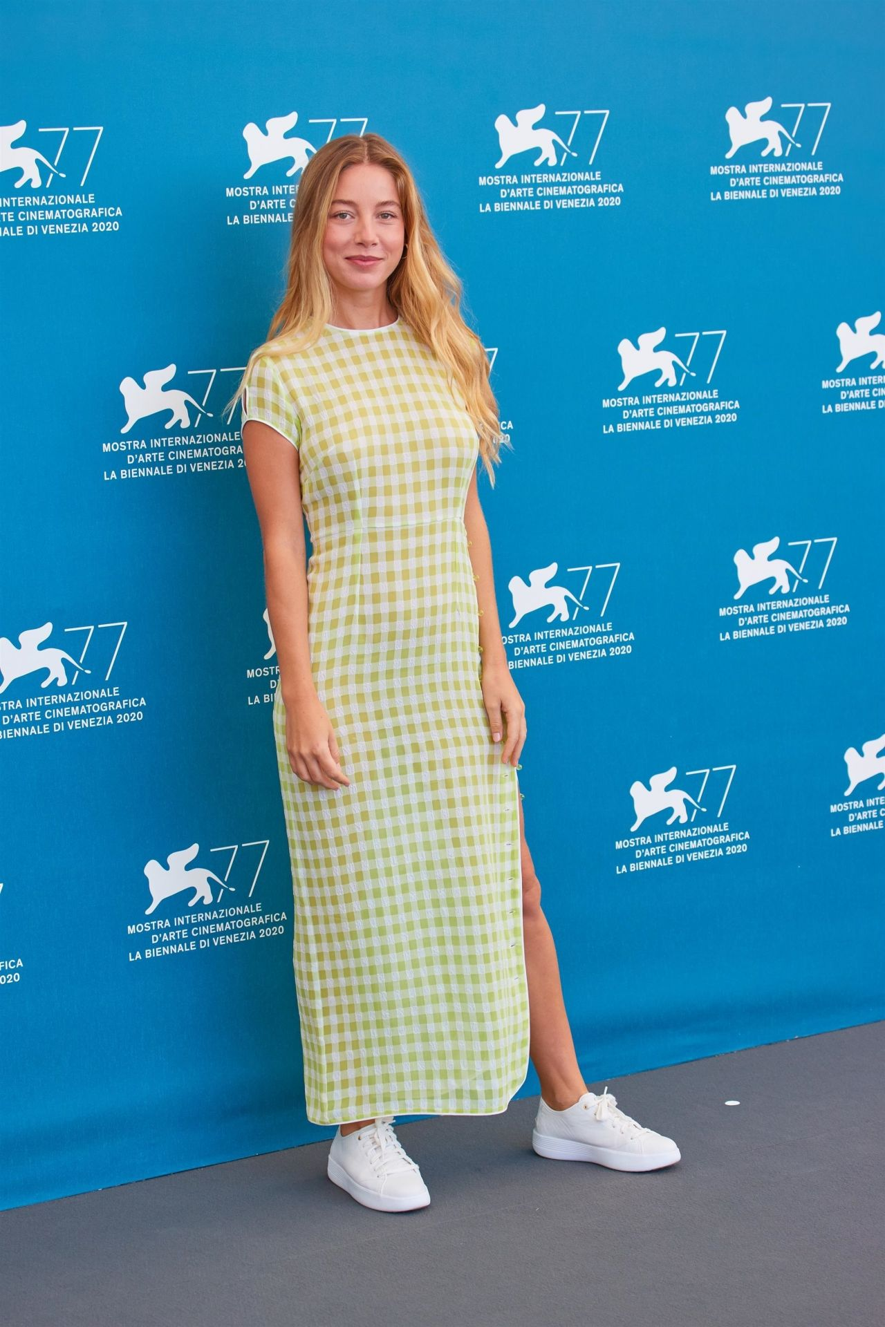 Charlotte Vega - Mosquito State Photocall at the 77th