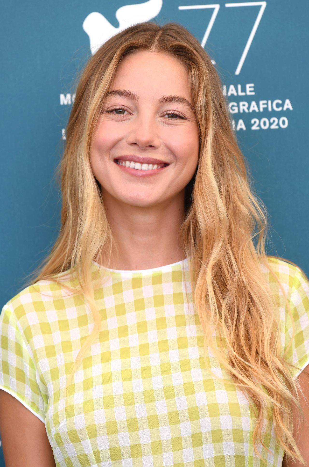 Charlotte Vega At Mosquito State photocall, 77th Venice